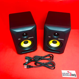 [USED] KRK RP5G3-NA Rokit 5 Generation 3 Powered Studio Monitor - Pair