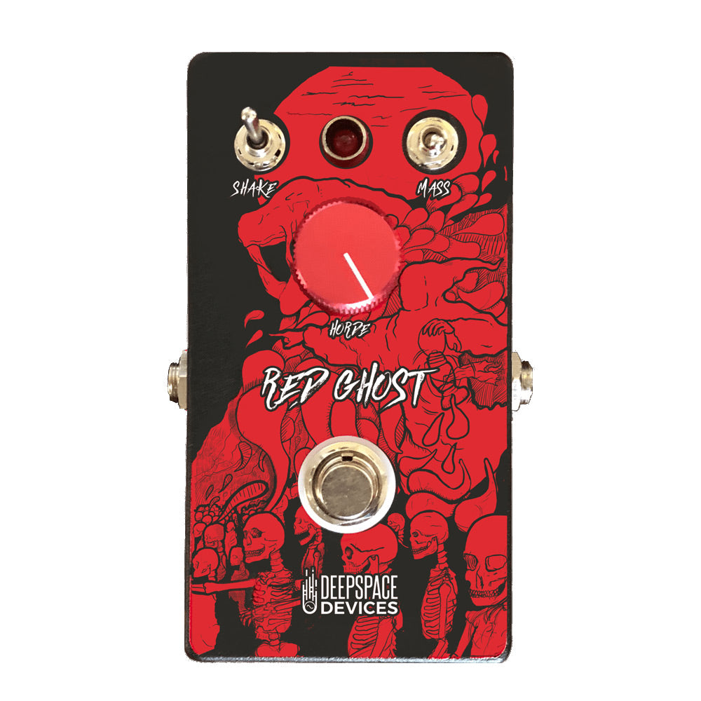 Deep Space Devices Red Ghost Fuzz