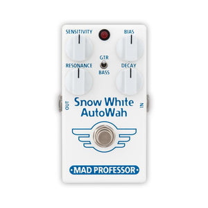 Mad Professor Snow White Auto Wah Switchable Guitar and Bass