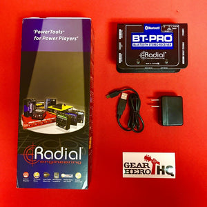 [USED] Radial BT-Pro Bluetooth Direct Box