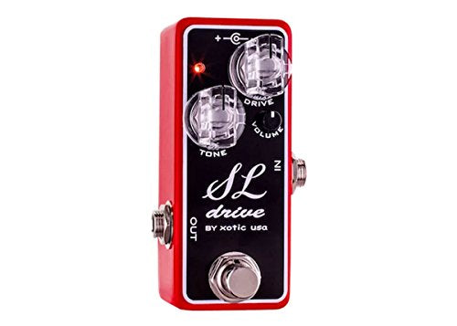 Xotic SL Drive - Red