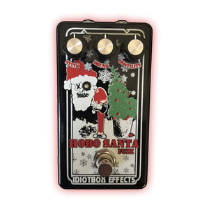 Idiotbox Hobo Santa Fuzz