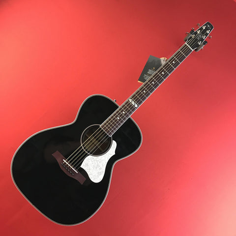 [USED] Seagull Artist Limited Anthem EQ Acoustic Electric Guitar, Tuxedo Black