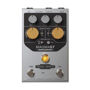 Origin Effects MAGMA57 Amp Vibrato and Overdrive
