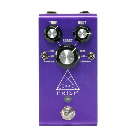 Jackson Audio Prism Preamp/Boost/Overdrive, Purple