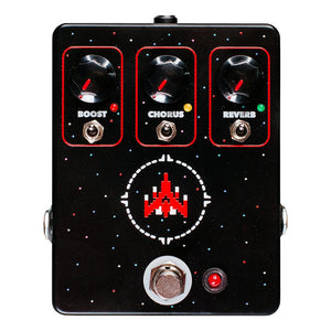 JHS Space Commander Boost Chorus Reverb