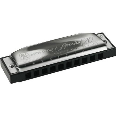 Hohner 560BX-C Special 20 Harmonica, Key of C