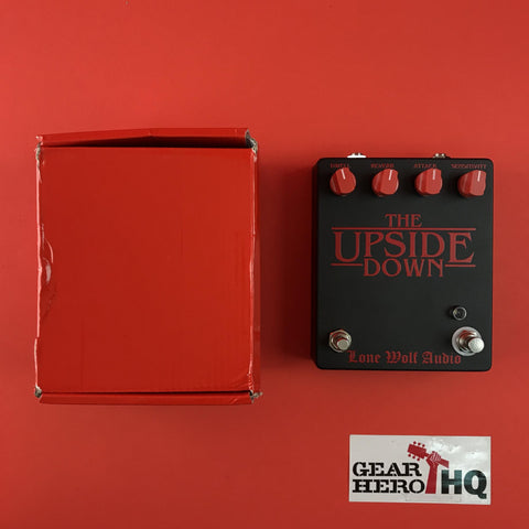[USED] Lone Wolf Audio Upside Down Reverb