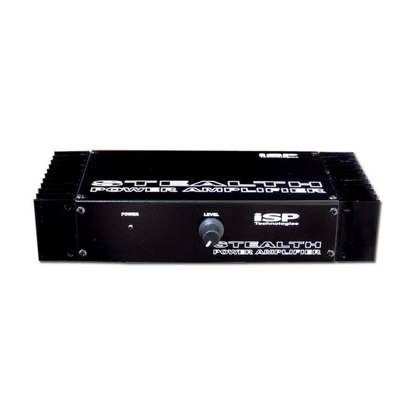 ISP Technologies Stealth Pro 180-Watt Pedalboard Power Amp w/Rack Ears