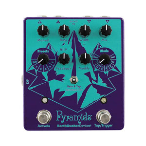 Earthquaker Devices Pyramids Stereo Flanger
