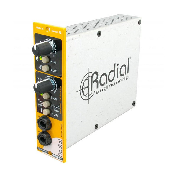 Radial X-Amp 500 Series Active Reamper