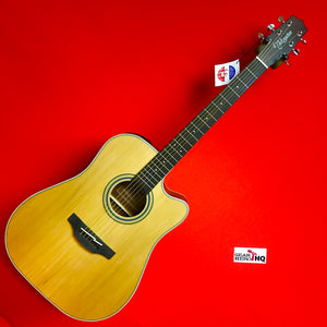 [USED] Takamine GD20CE Dreadnought Cutaway Acoustic/ Electric Guitar