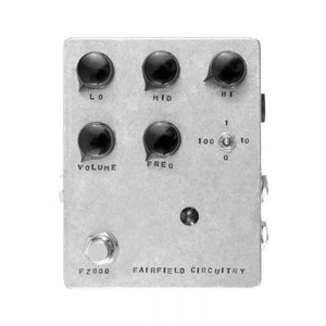 Fairfield Circuitry Four Eyes Fuzz