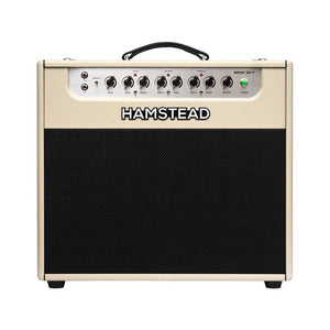 Hamstead Soundworks Artist 20+RT Guitar Amplifier Combo, Cream