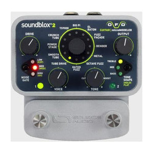 Source Audio SA227 Soundblox 2 OFD Guitar microModeler