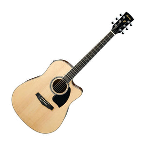 Ibanez PF15ECE Acoustic Electric Guitar, Natural