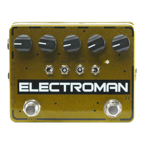 SolidGold FX ElectroMan MkII Delay