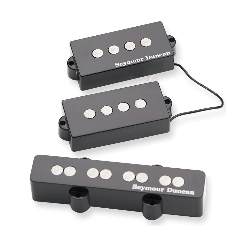 Seymour Duncan Quarter Pound P-J Bass Pickup Set