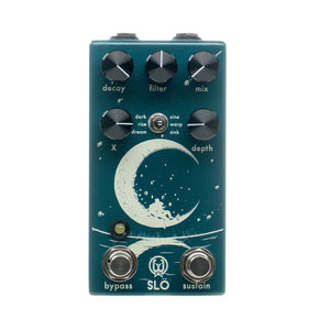 Walrus Audio Slö Multi Texture Reverb, Teal (Gear Hero Exclusive)