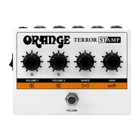 Orange Terror Stamp 20-Watt Valve Hybrid Guitar Amp Head