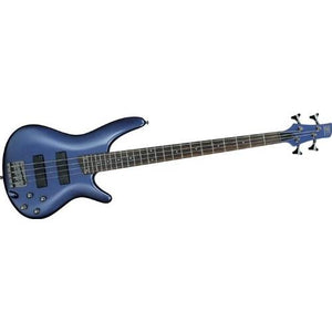 Ibanez Soundgear SR300 Bass Guitar - Navy Metallic