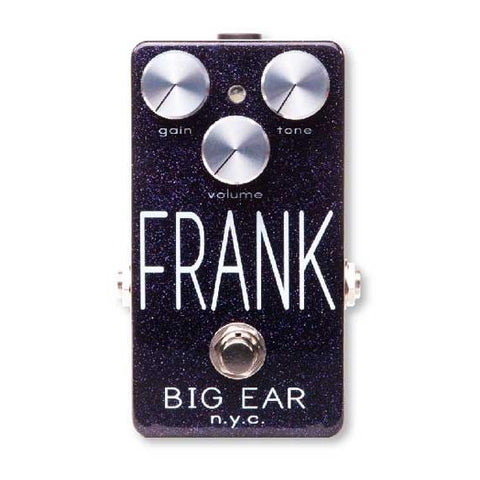 Big Ear NYC Frank Boost Overdrive