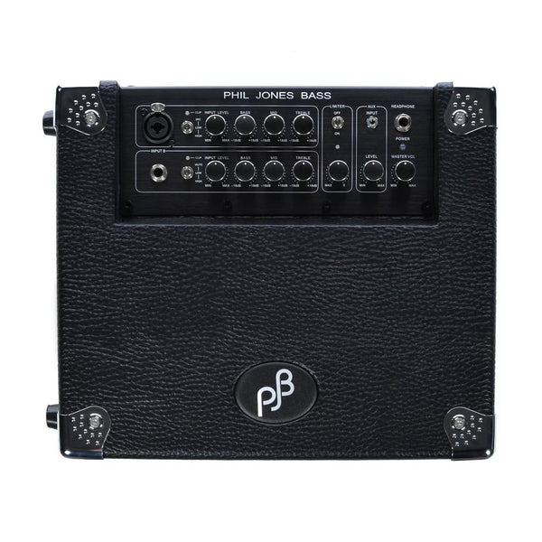 Phil Jones BG-100B Bass Cub 100 Watt Bass Combo Amplifier, Black