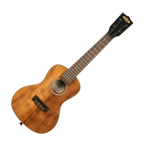 Kala KA-KTU-C Travel Concert Ukulele, Natural Satin