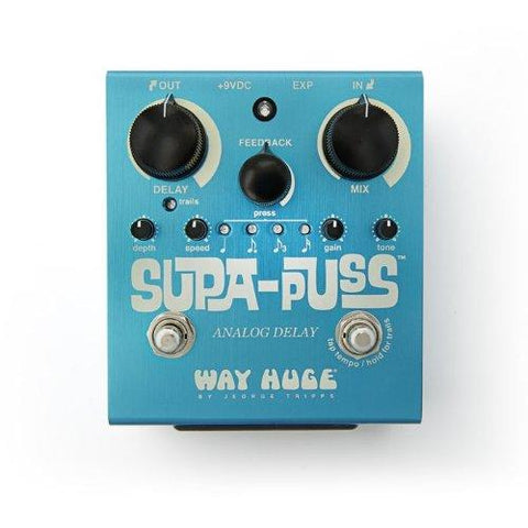 Way Huge Supa-Puss Analog Delay with Tap Tempo