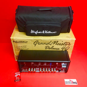 [USED] Hughes & Kettner GrandMeister Deluxe 40 Programmable Tube Head