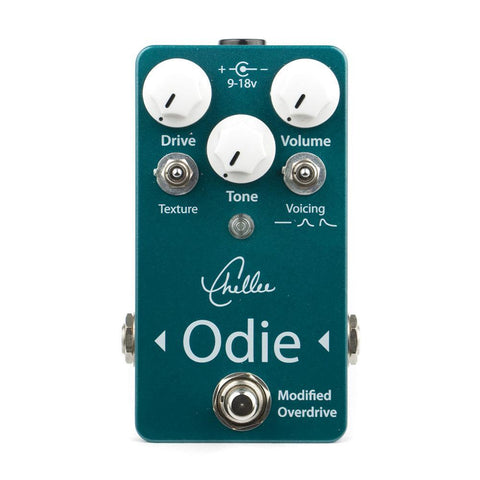 Chellee Odie Modified Overdrive
