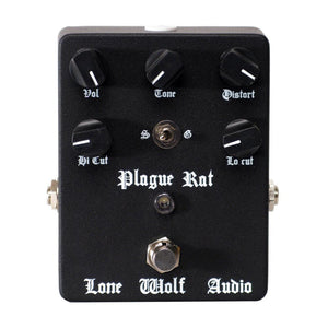 Lone Wolf Audio Plague Rat