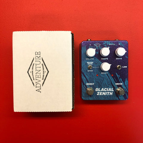 [USED] Adventure Audio Glacial Zenith Overdrive