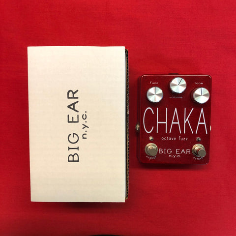 [USED] Big Ear NYC Chaka