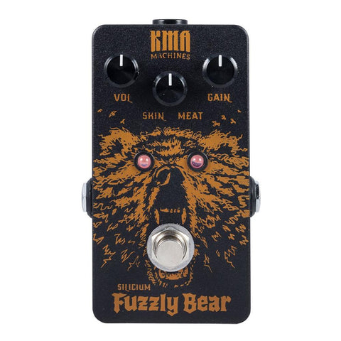 KMA Audio Machines Fuzzly Bear Fuzz