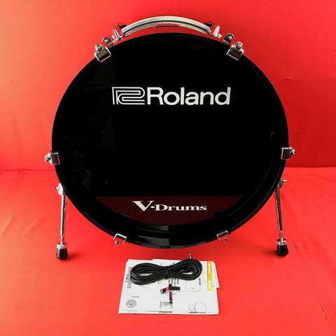 "[USED] Roland KD-180 18"" Acoustic Electronic Kick Drum"