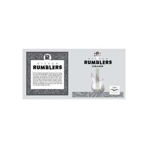 Kala Aquila Silver Rumblers Strings for UBass