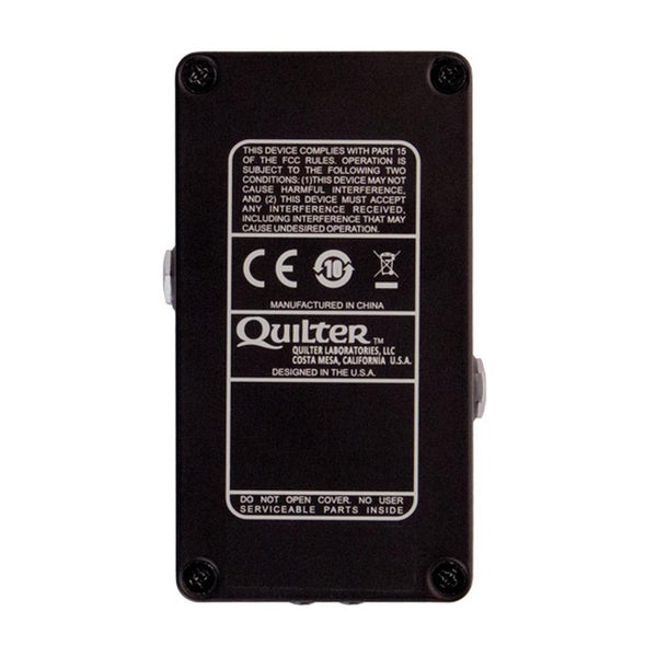 Quilter Labs Micro Block 45 Pedal Sized 45 Watt Guitar Power Amplifier