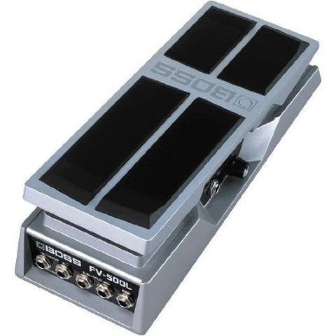 Boss FV-500L Stereo Volume Pedal - Low Impedence