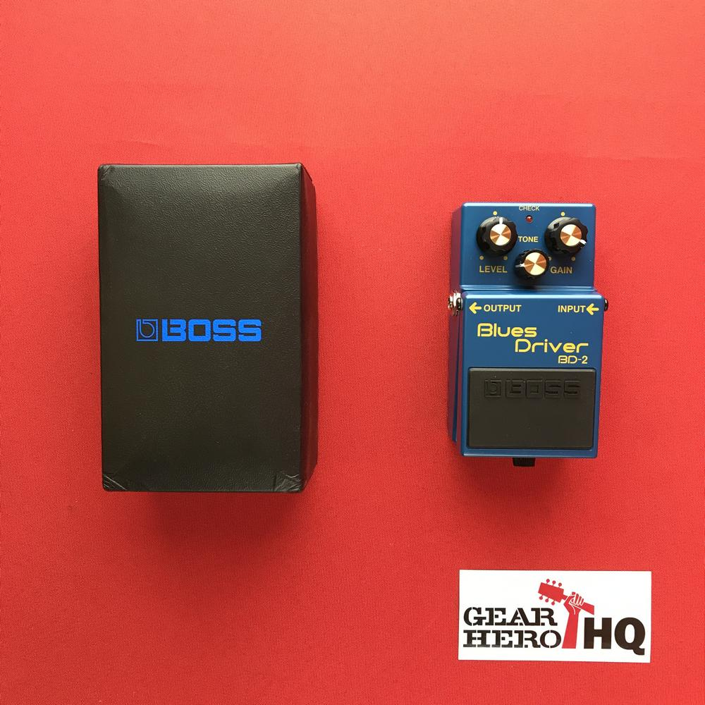[USED] Boss BD-2 Blues Driver
