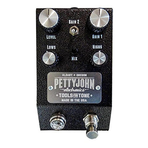 Pettyjohn Fuze Distortion Fuzz