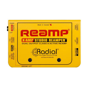 Radial Engineering X-Amp Active Re-Amplifier
