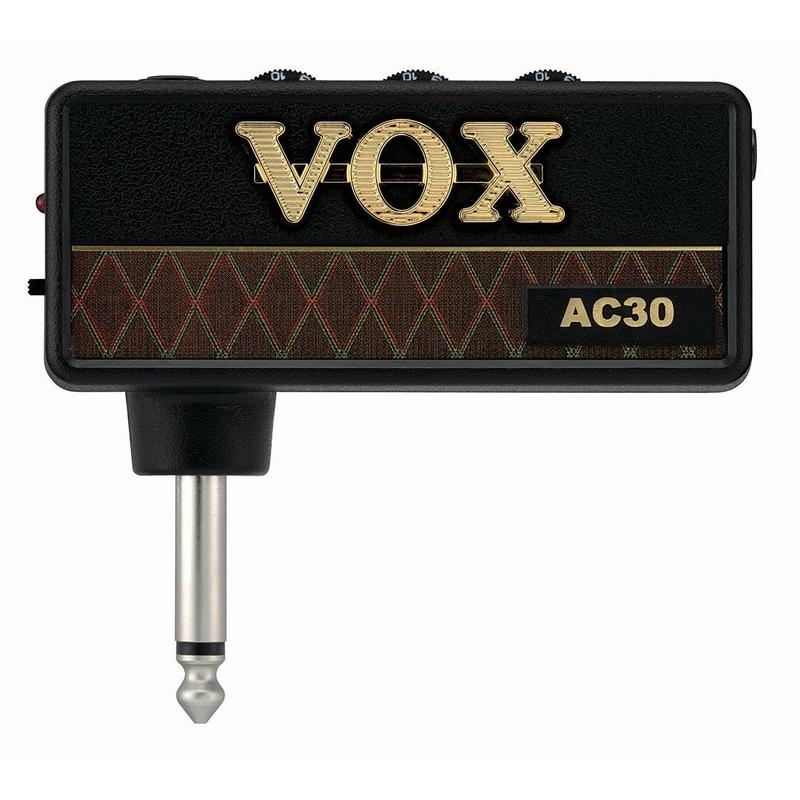VOX AMPLUG AC30 GUITAR HEADPHONE AMP