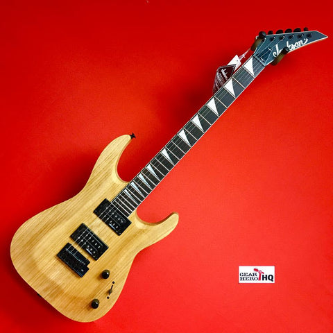 [USED] Jackson JS22 DKA Dinky Arch Top - Natural Oil