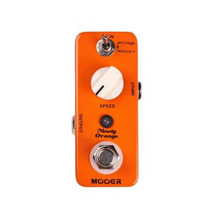 Mooer Micro Ninety Orange Analog Phaser
