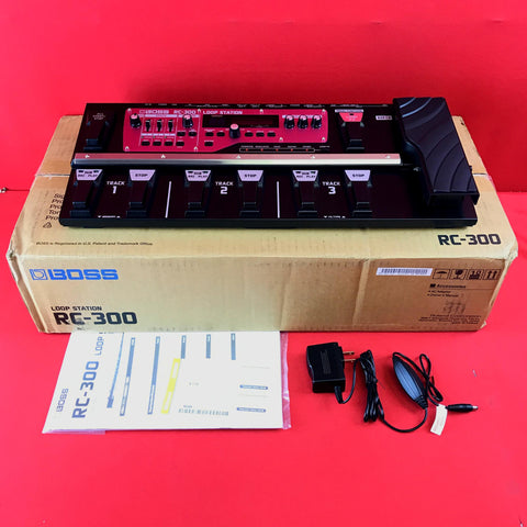 [USED] Boss RC-300 Loop Station