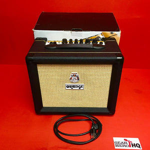 [USED] Orange Crush 20RT 1x8 20W Guitar Combo Amp, Black
