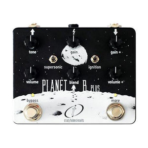 Crazy Tube Circuits Planet B Plus Bass Overdrive