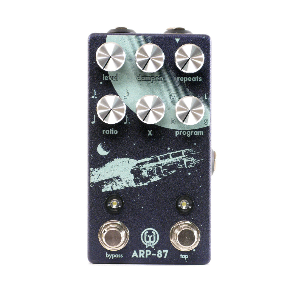 Walrus Audio ARP-87 Multi-Function Delay, Purple (Gear Hero Exclusive)