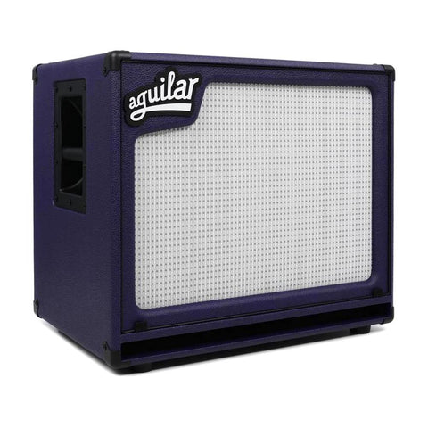 Aguilar SL 115 1x15 8 Ohm Bass Speaker Cabinet, 2020 Royal Purple (Limited Edition)